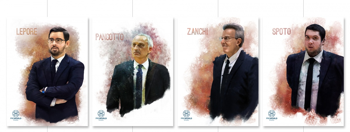 Vanoli - Digital Portraits