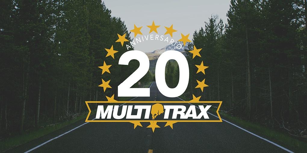 MTRAX - 20 ANNI