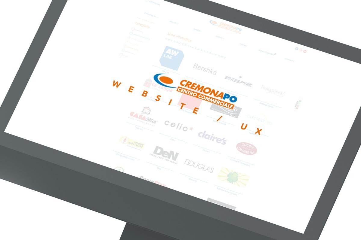 Centro Commerciale CremonaPo - Sito Web