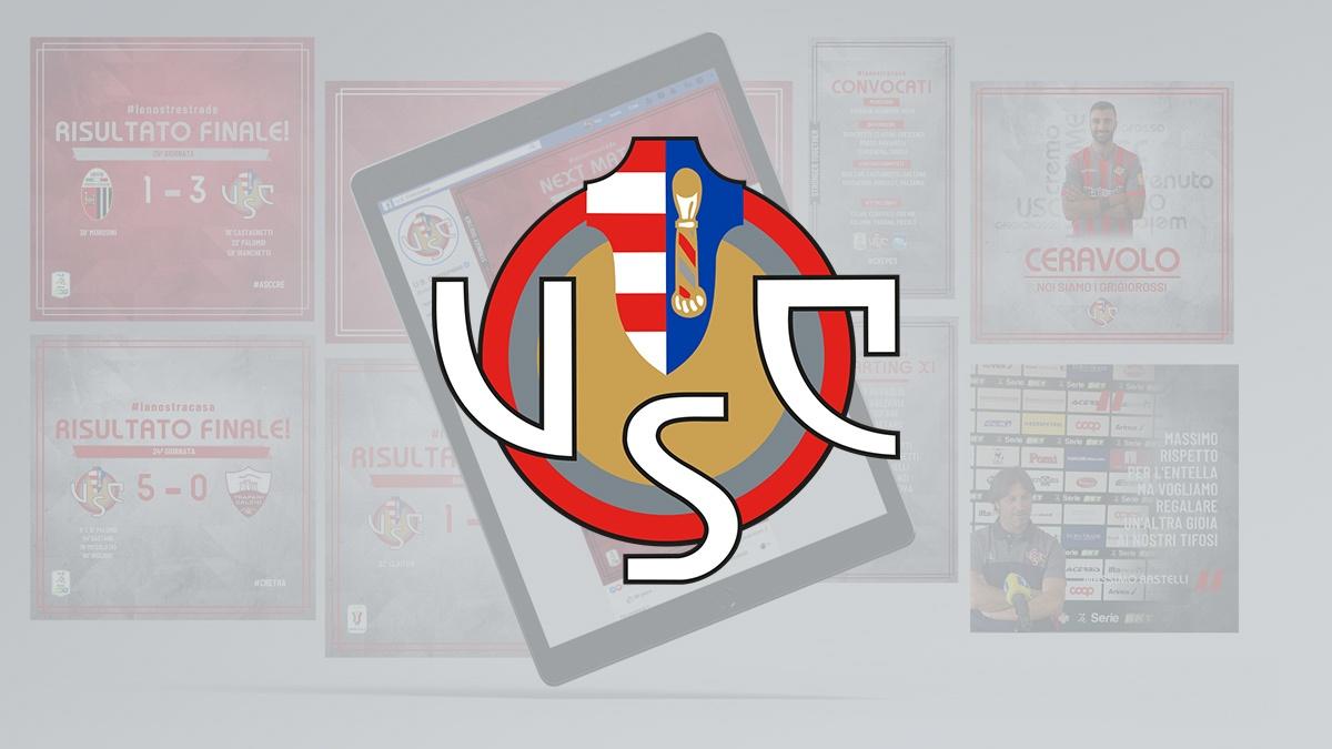 Cremonese - Graphic Design