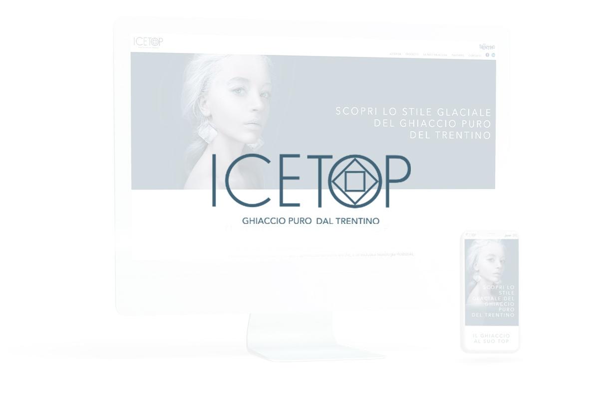 Icetop - Sito Web